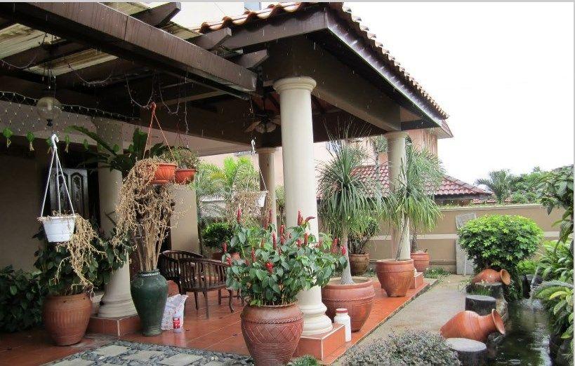 Lihat Pelbagai Buah Fikiran Bagi Dekorasi Halaman Rumah Deko Rumah