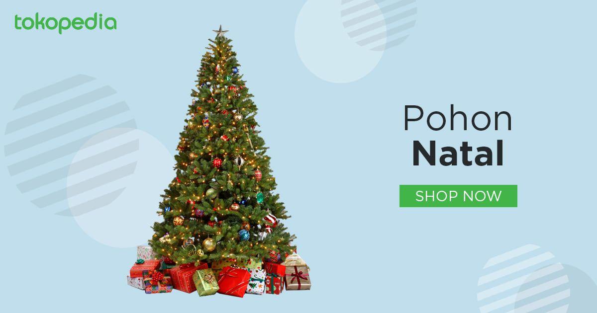 Dekorasi Hari Raya Hebat Jual Pohon Natal Terbaik 2018 Produk Pilihan