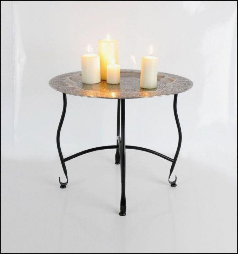 Dekorasi Ikea Menarik Das Beautiful Couchtische Couchtisch Rund Silber Beistelltisch