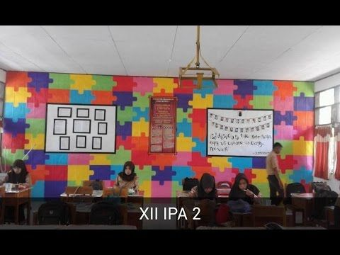 Dekorasi Ruang Kelas yang Menarik dan kreatif