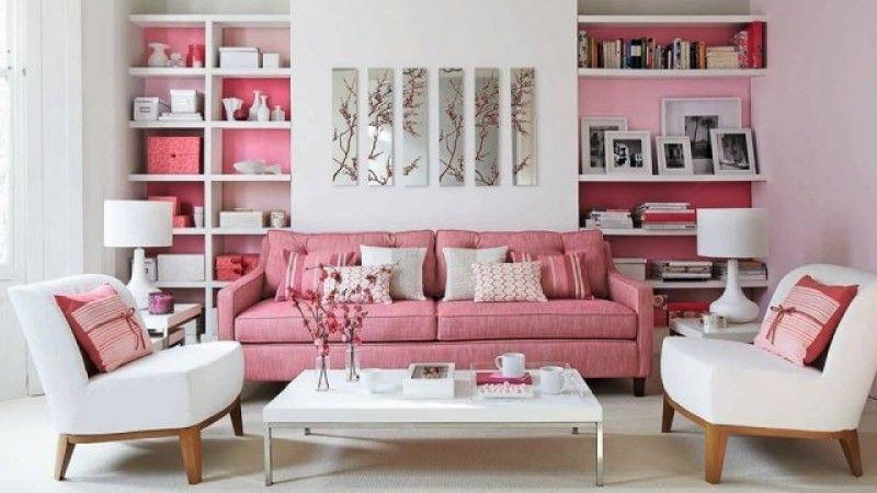 Dekorasi Pejabat Menarik 7 Gambar Idea Hiasan Dalaman Rumah Dengan Tema Pink