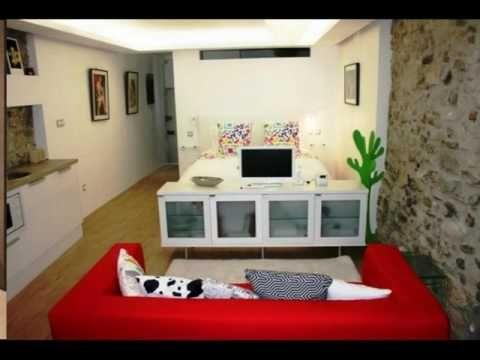 Contoh Desain Ruang Tamu Apartment