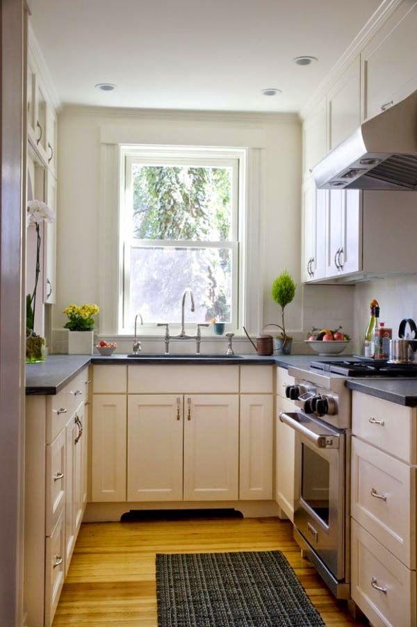 Mari Lihat Pelbagai Gambaran Bagi Dekorasi Ruang Dapur Kecil Deko