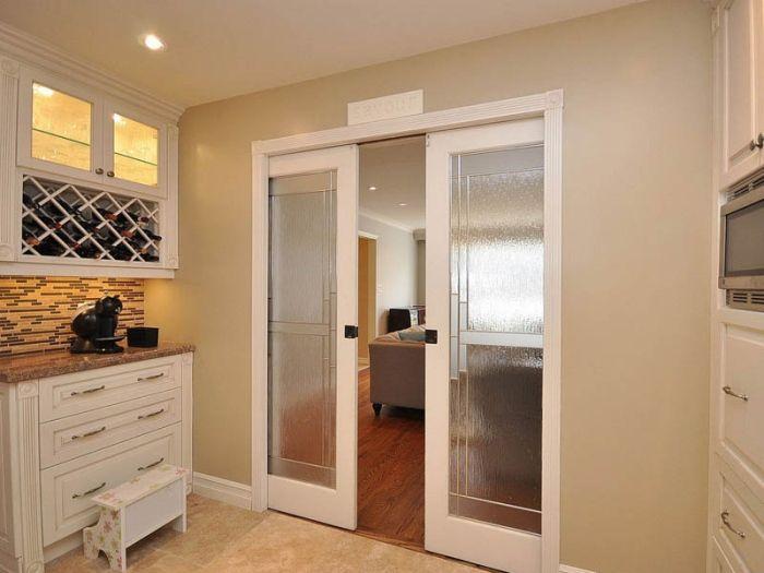 Dekorasi Ruang Dapur Menarik Jenis Material Dan Rekaan Pintu Untuk Ruang Dapur Dapur Dekor