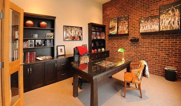 Dekorasi Ruang Pejabat Kecil Terhebat Membuat Pejabat Kecil Di Tempat Kerja Kabinet Dalam Apartmen 18