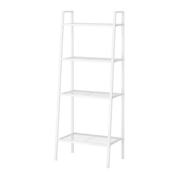 IKEA LERBERG Unit rak Putih