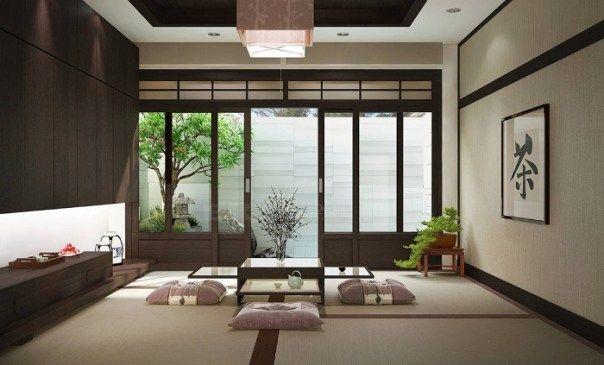 Ide Dekorasi Ruang Tamu Tanpa Sofa yang Super Nyaman