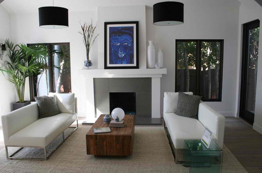 Dekorasi Ruang Tamu Minimalis Meletup 41 Gambar Desain Ruang Keluarga Minimalis Sederhana