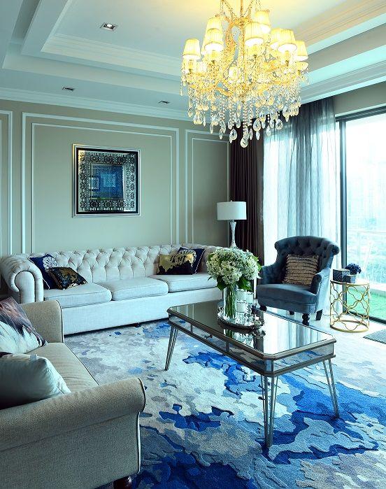 Dekorasi Ruang Tamu Moden Penting Ambil Inspirasi Dekor Dato Rizalman Lelaki Ini Transform
