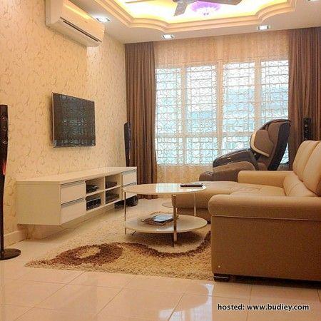 Dekorasi Ruang Tamu Rumah Teres Kos Rendah Menarik Tips Terbaik Memilih Jenis Lantai Rumah