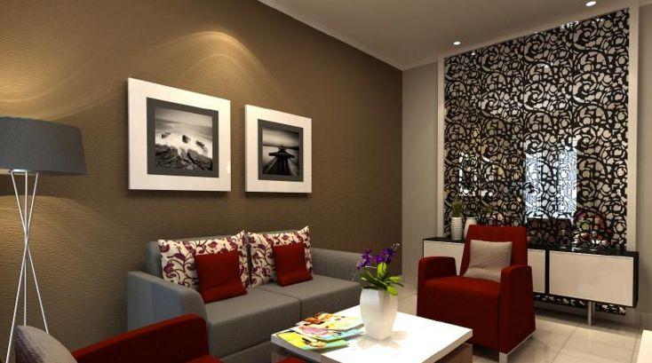 tips dekorasi ruang tamu kecil mewah minimalis