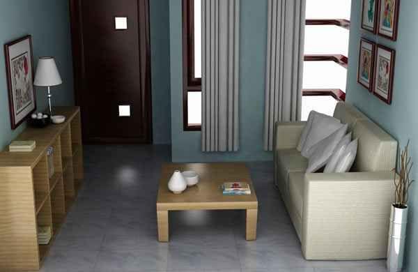 Dekorasi Ruangan Tamu Kecil 20 Terbaik Ide Kreatif Dari Tips Menata Ruang Tamu Mungil Agar Tampak