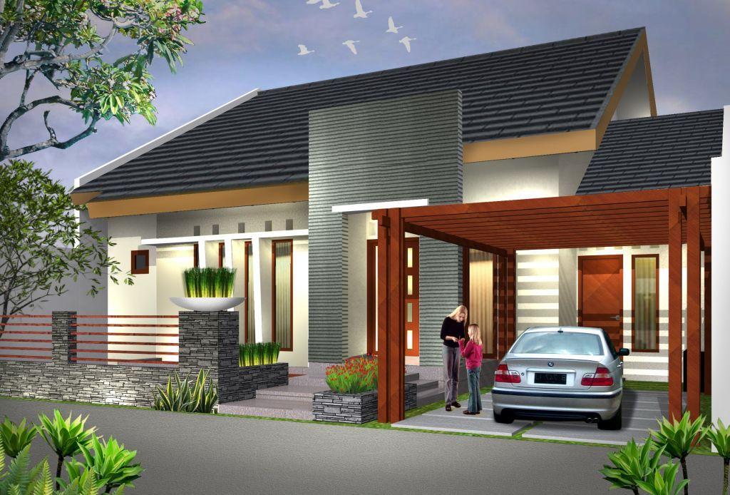 Dekorasi Rumah Minimalis Menarik Desain atap Minimalis 05 Informasi Rumah Rajadesain ori Mendekorasi