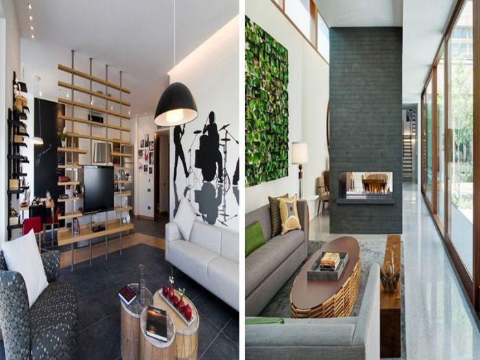 15 Idea Rekaan Menarik Pemidang Untuk Ruang Tamu Ruang Tamu Dekor Impiana