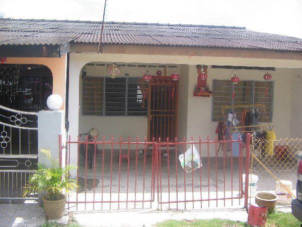 Dekorasi Rumah Teres Setingkat Power Sebuah Rumah Teres Kos Rendah Ptk Q 107 2010 Fer Kulim No 21