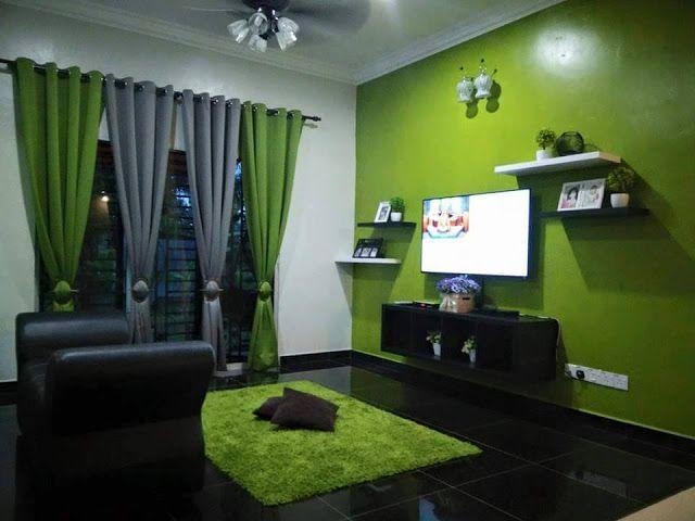 Hiasan Bilik Tidur Rumah Kampung Hebat Hiasan Dalaman Ruang Tamu Yang Menyempurnakan Setiap Kediaman anda