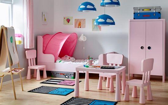 Hiasan Dalaman Bilik Tidur Anak Perempuan Hebat 16 Idea Dekorasi Dari Ikea Herneer