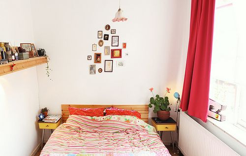 bilik tidur sempit