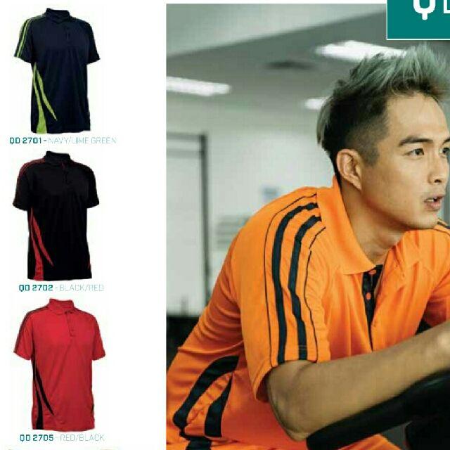 Hiasan Dalaman butik Pakaian Baik Qd27 Microfiber Collar T Shirt Fesyen Lelaki Pakaian Di Carousell