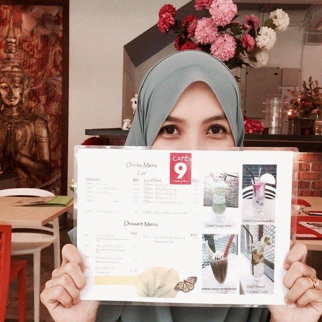 Hiasan Dalaman Cafe Bernilai Cafe 9 Taste Of Thai