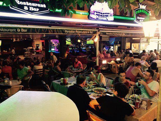 Hiasan Dalaman Cafe Bernilai Paradise Restaurant Cafe Bar Sarigerme Restaurant Reviews Phone