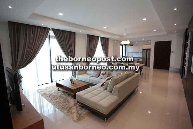 Hiasan Dalaman Condominium Power Kunjungi Cms Sempena Ekspo Hartanah Sheda