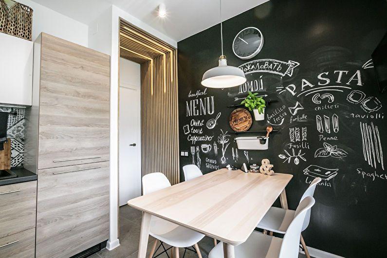 Hiasan Dalaman Dapur Apartment Bernilai Reka Bentuk Dapur 7 Sq M 100 Pics