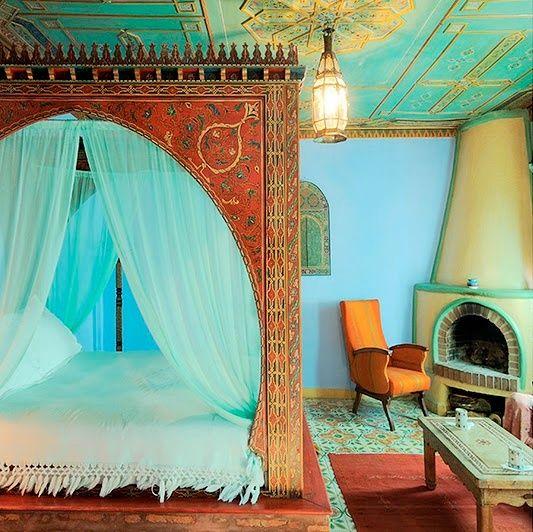 interior dalam a India