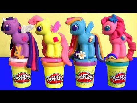 Hiasan Dalaman Giatmara Baik Play Doh My Little Pony Make N Style Ponies with Twilight Sparkle