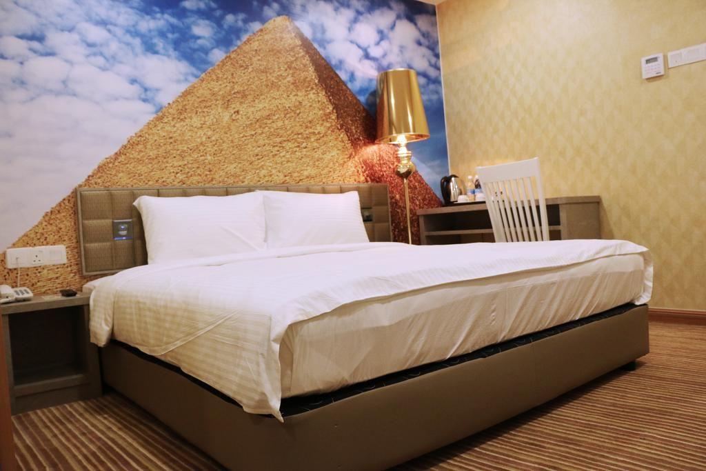 Hiasan Dalaman Hotel Meletup Best View Boutique Hotel Usj Taipan Subang Jaya – Harga Terkini 2018
