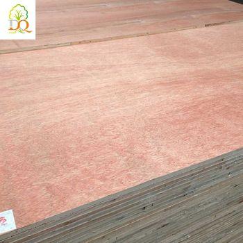 E0 lem untuk bambu formika tipis 4mm berwarna lembar kayu lapis komersial