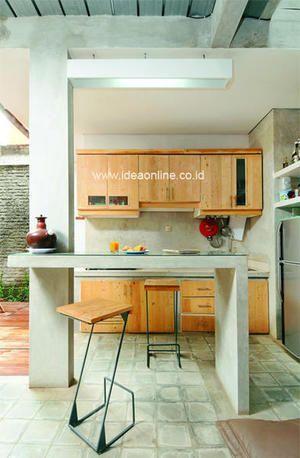 Hiasan Dalaman Kayu Pine Bernilai Pallet Kitchen Set Diy Pallet Pinterest