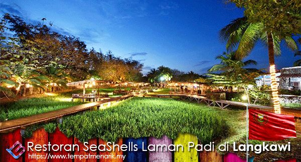 Restoran SeaShells Laman Padi