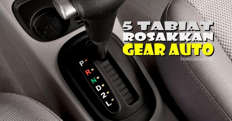 Bagaimanapun ramai pemandu tidak sedar mereka sedang terbiasa melakukan tabiat buruk yang mampu merosakkan kereta