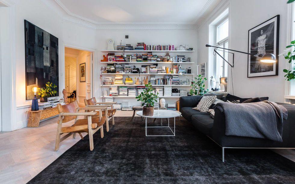 Hiasan Dalaman Konsep Moden Kontemporari Baik 13 Dekorasi A Scandinavia Yang Semulajadi Tetapi