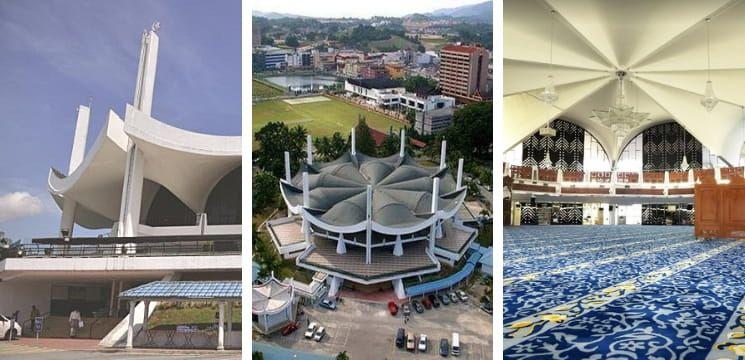 Hiasan Dalaman Masjid Kristal Bernilai 50 Tempat Menarik Di Negeri Sembilan [edisi 2018 ] Paling Popular