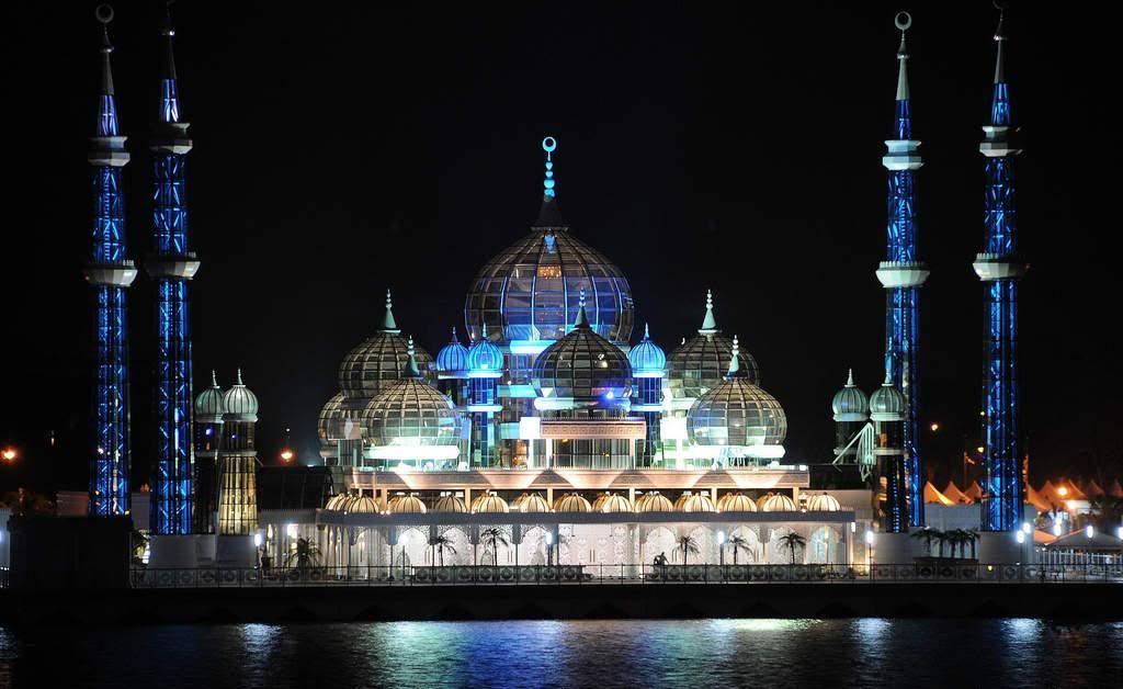Masjid Kristal Terengganu Image from photobucket