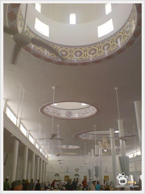Gambar Masjid Zainal Abidin pada masa sekarang