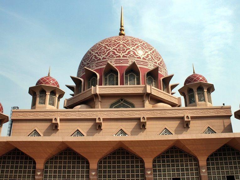 Hiasan Dalaman Masjid Putra, Putrajaya, Malaysia Power Jom Melawat Putrajaya – Findbulous Travel