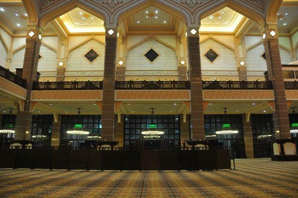 Hiasan Dalaman Masjid Terhebat Kopi Itu Sedap Si Jakun Di Masjid Putra