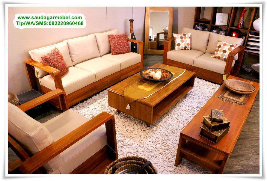 Hiasan Dalaman Moden Minimalis Baik Kursi Tamu Jati Minimalis Ruangan Sempit Model Kursi Ruang Tamu