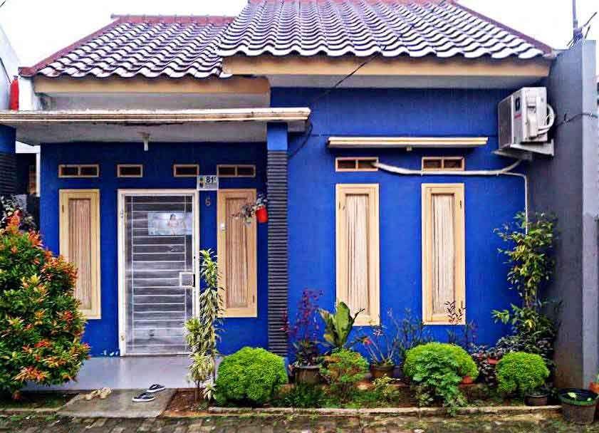 Model Rumah Minimalis Sederhana di Desa