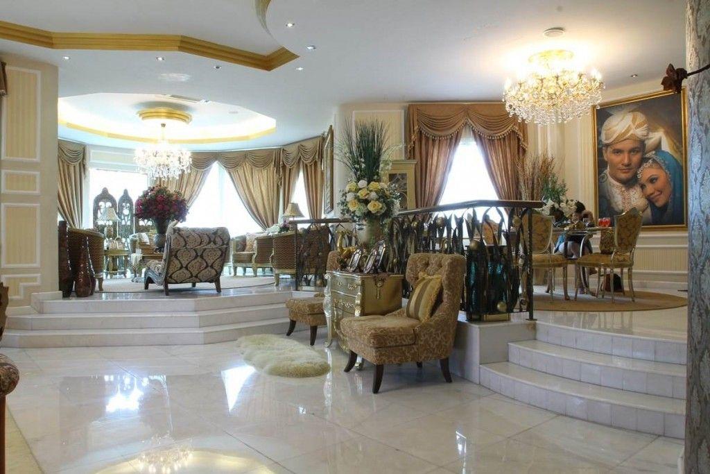 JGayaHidup DekorRumah Hiasan Bagaikan Istana2