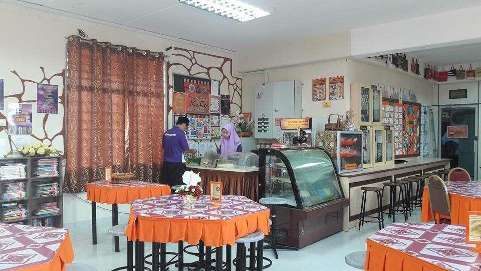 Hiasan Dalaman Perpustakaan Meletup Perpustakaan Kafe Smk Seri Pulai Perdana Menggondol Hadiah Inovasi