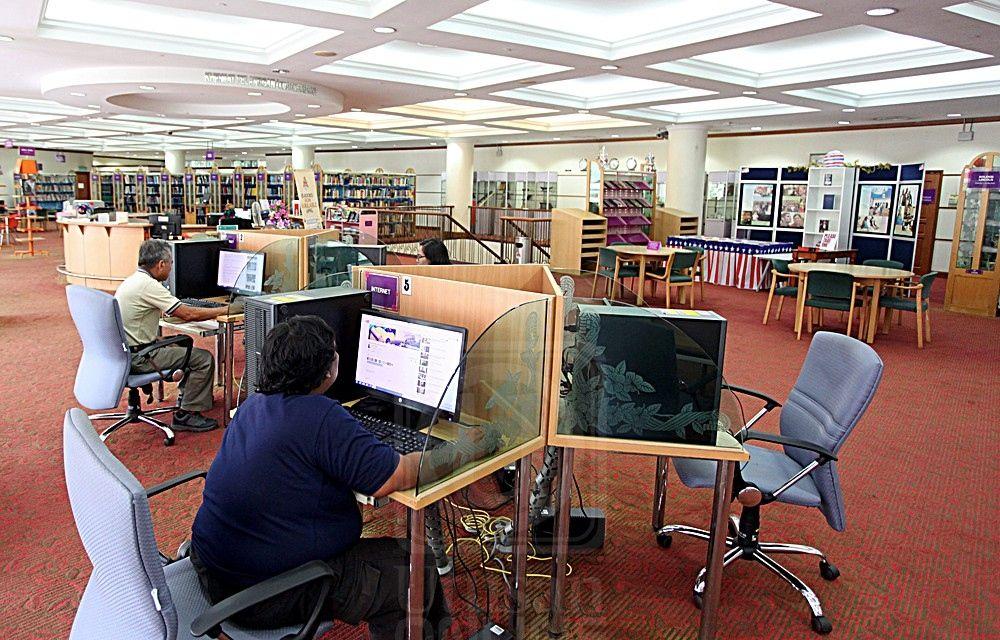 Hiasan Dalaman Perpustakaan Menarik Tambah Buku atau Naik Taraf Kl & Putrajaya Utusan Line