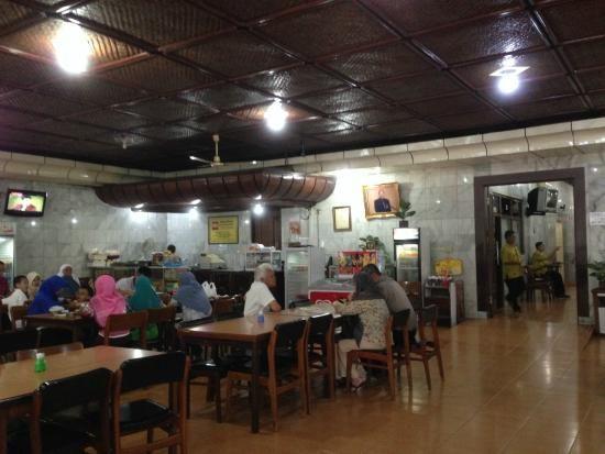 Suharti Suasana dalam restoran