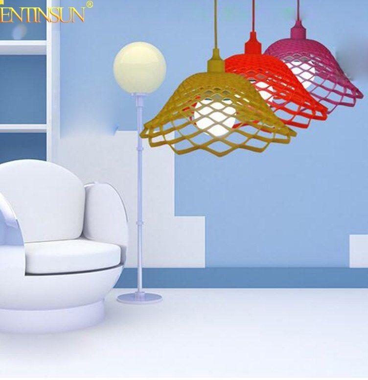 Hiasan Dalaman Restoran Moden Berguna Modern Colorful Silicone Dekorasi Pencahayaan Lampu Liontin Cahaya