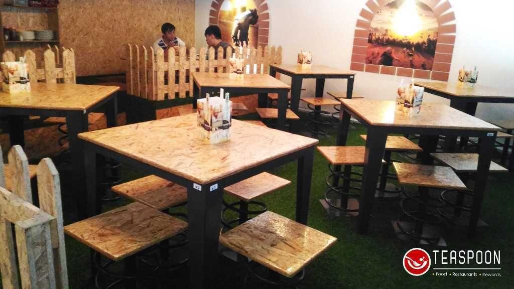 Hiasan Dalaman Restoran Terhebat 10 Konsep Cafe Unik Di Kuching Sarawak