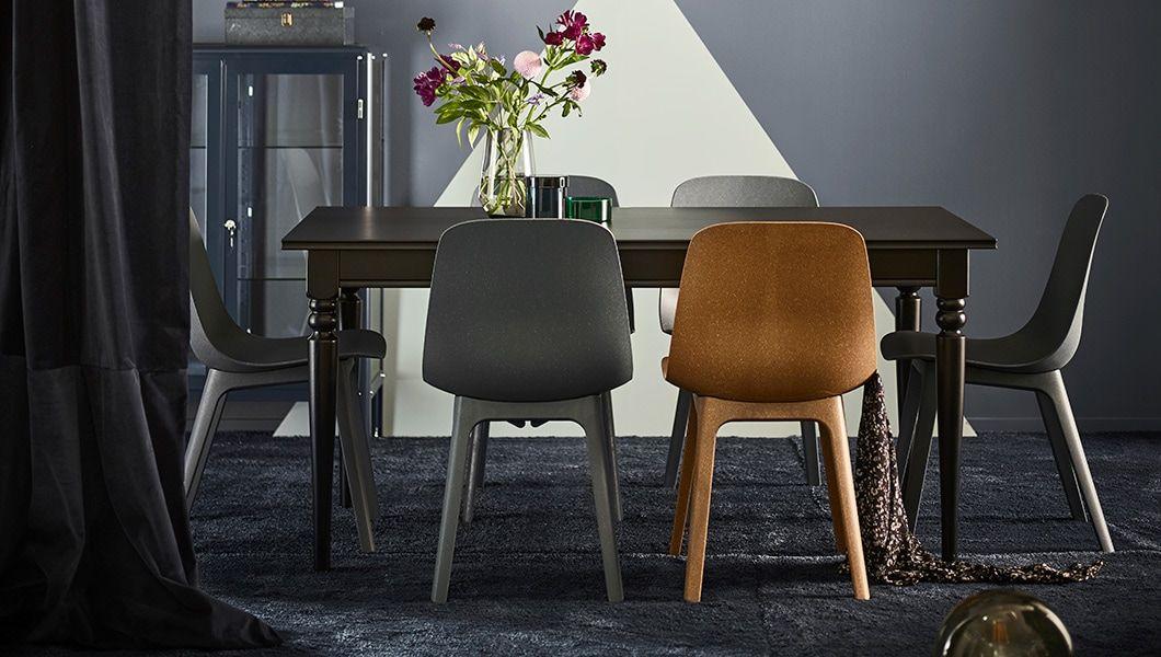 Hiasan Dalaman Ruang Tamu Ikea Bernilai Kerusi Makan