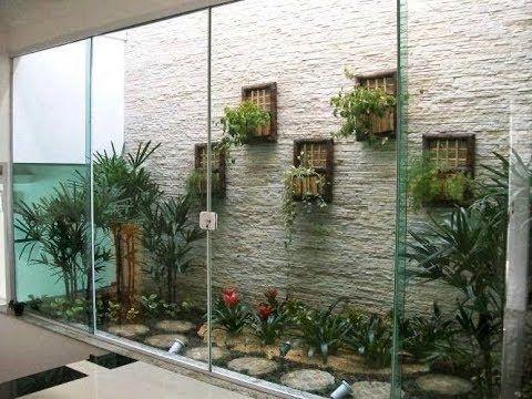 Hiasan Dalaman Ruang Tamu Kecil Baik Desain Taman Kecil Di Dalam